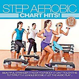 step aerobic chart hits cd von various bei bestellen. Black Bedroom Furniture Sets. Home Design Ideas