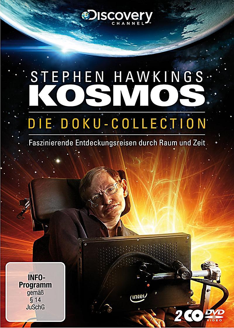 stephen hawkings kosmos die doku collection dvd. Black Bedroom Furniture Sets. Home Design Ideas