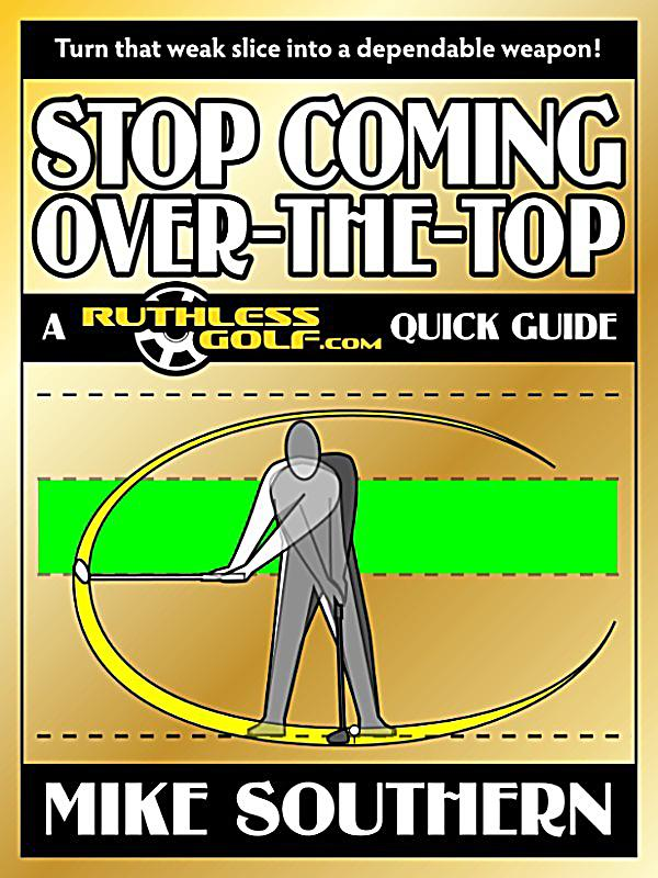 how to stop coming over the top