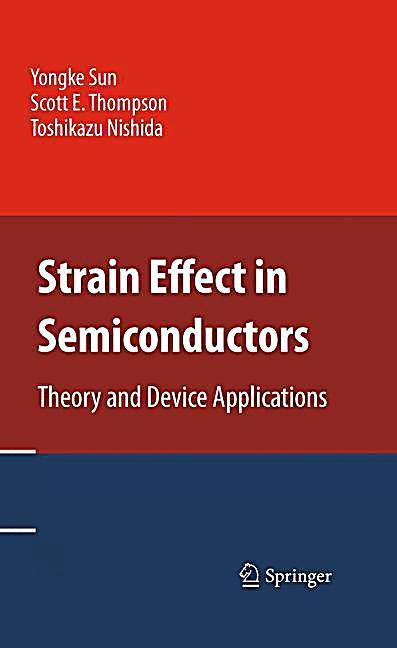 Strain effect in semiconductors buch portofrei bei for Tragwerkslehre pdf
