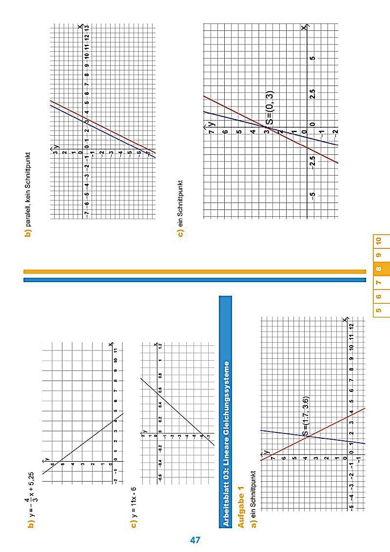 StrandMathe Lösungen für Übungsheften Klasse 5-10 Buch - Weltbild.ch