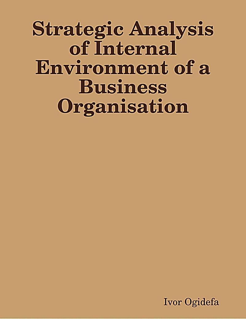 analysis of the internal environment of An internal analysis is an exploration of your organization's competency, cost position and competitive viability in the marketplace conducting an internal analysis often incorporates measures that provide useful information about your organization's strengths, weakness, opportunities and threats -- a swot analysis.