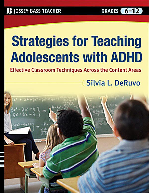 Adolescents with ADHD