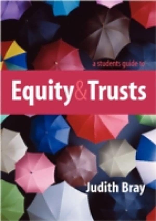 equity trusts Alastair hudson's equity and trustsis an ideal textbook for undergraduate  courses on the law of trusts and equitable remedies it provides a clear, current  and.