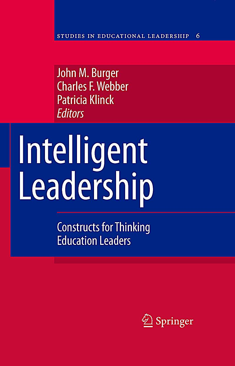 leadership studies How they think, how they prepare, how they perform.