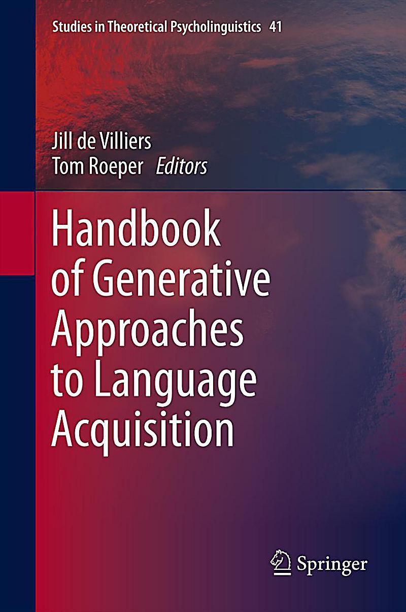 Psycholinguistics language acquisition