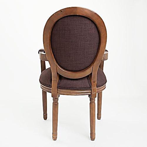 Stuhl louis mit armlehnen jetzt bei bestellen for Stuhl design buch