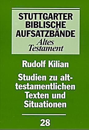 stuttgarter biblische aufsatzb nde altes testament studien zu alttestamentlichen texten. Black Bedroom Furniture Sets. Home Design Ideas