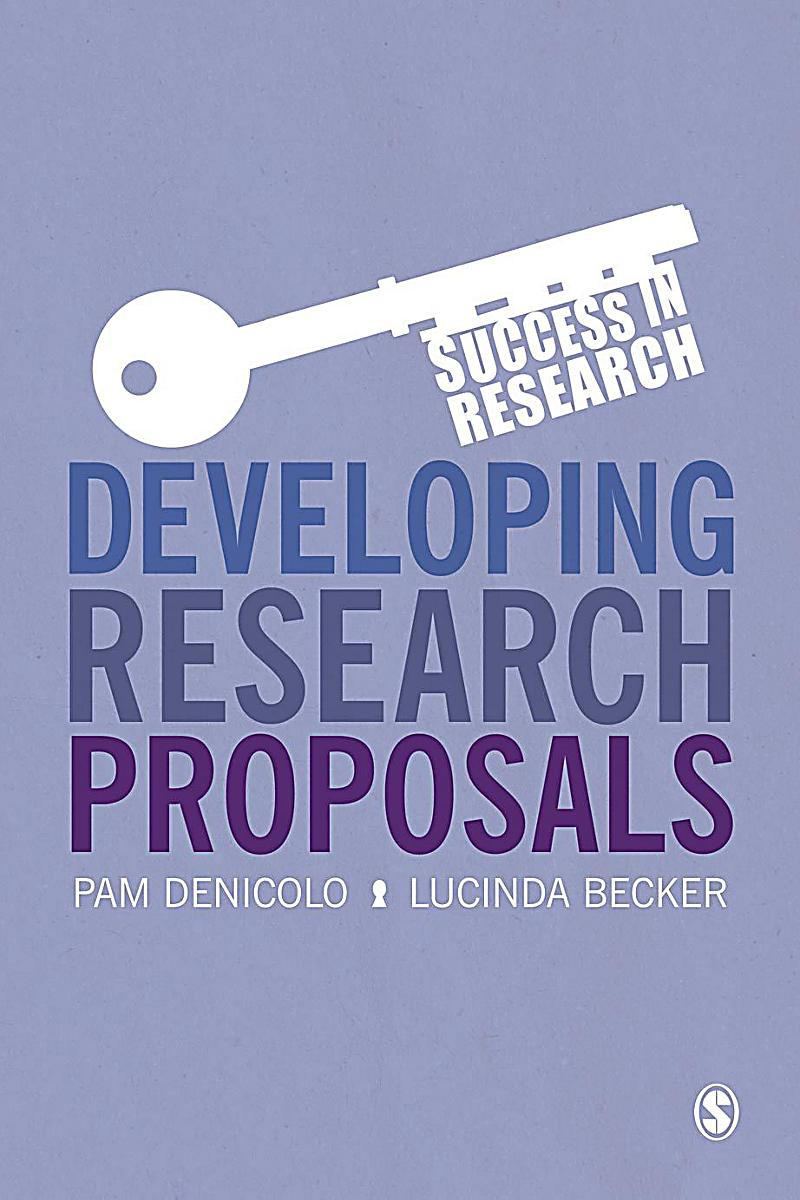 research for success Identify the steps in developing a research proposal  this is a derivative of writing for success by a publisher who has requested that they and the original .