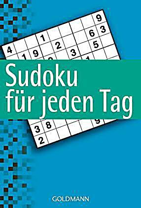sudoku f r jeden tag buch portofrei bei bestellen. Black Bedroom Furniture Sets. Home Design Ideas