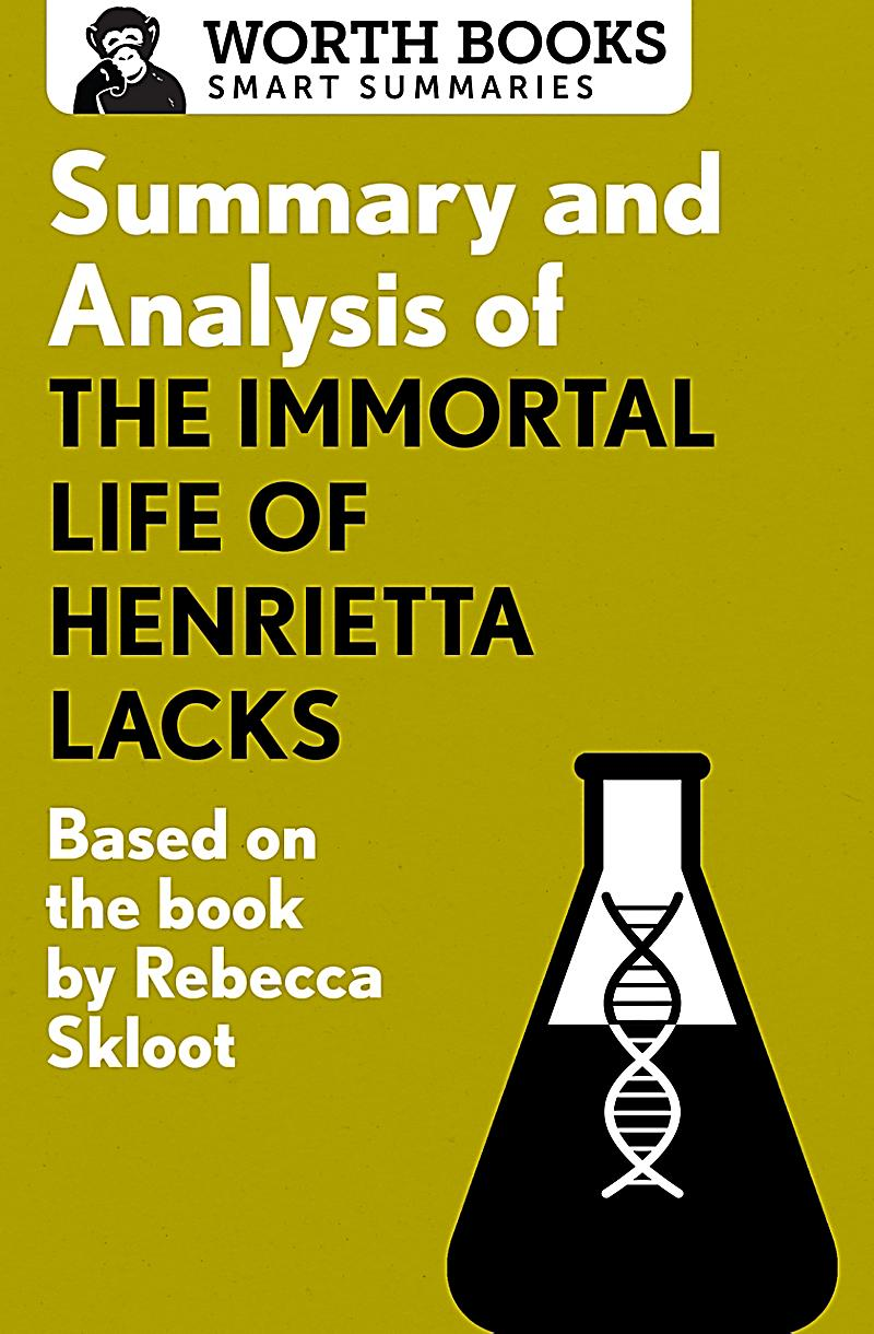 "book report the immortal life of Skloot's book, her first, is far deeper, braver, and more wonderful made my hair stand on end"" —lisa margonelli, new york times sunday book review "" riveting a tour-de-force debut"" —chicago sun-times, favorite book of the year ""a real-life detective story, the immortal life of henrietta lacks probes deeply."