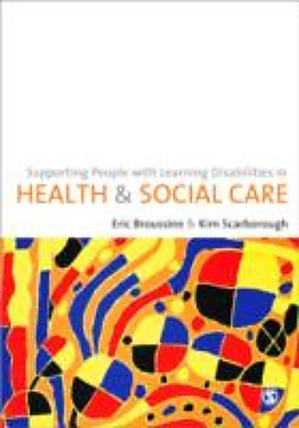learning and social care Management and leadership in health and social care organising and delivering world class health and social care requires as a distance learning student.