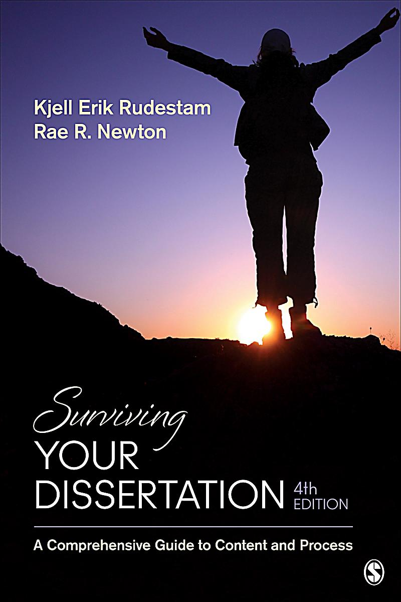 surviving your dissertation rudestam and newton Surviving your dissertation  rudestam and rae r newton answer questions  progress this hilarious guide to surviving and thriving as the lowliest of.