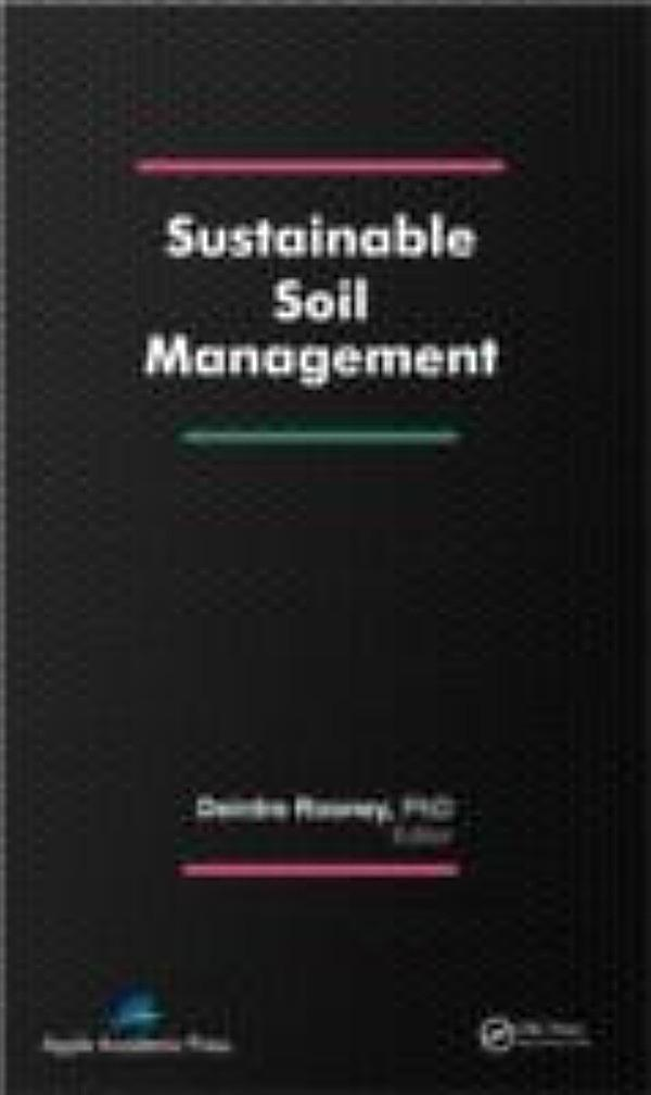Sustainable soil management ebook jetzt bei for Soil use and management
