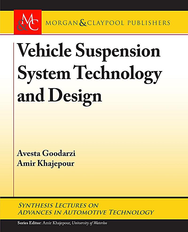 Automotive Suspension Design Book