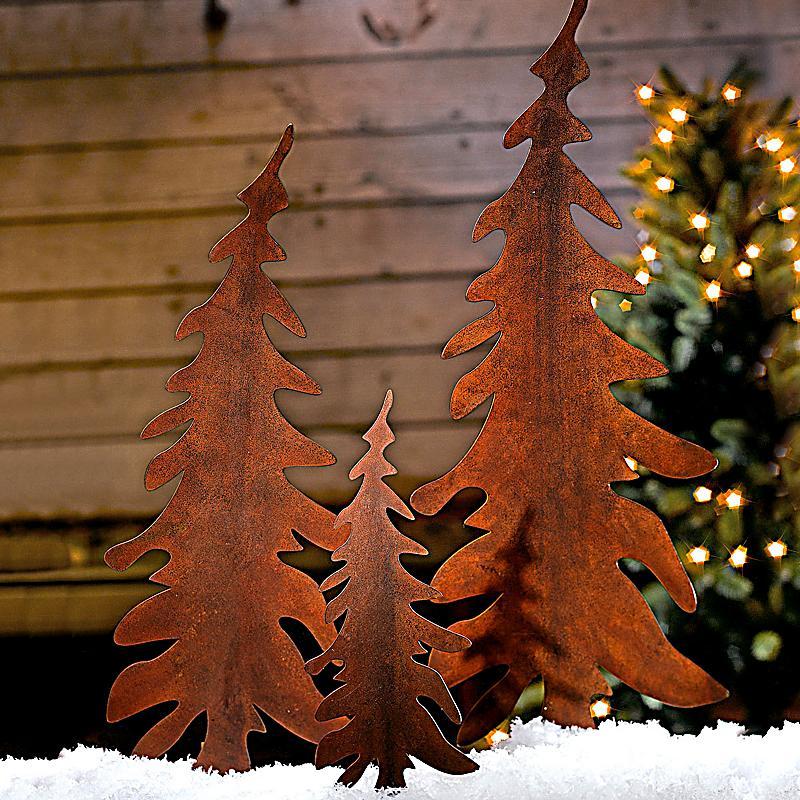 Tannenbaum stecker set 3 teilig jetzt bei for Dekostecker weihnachten