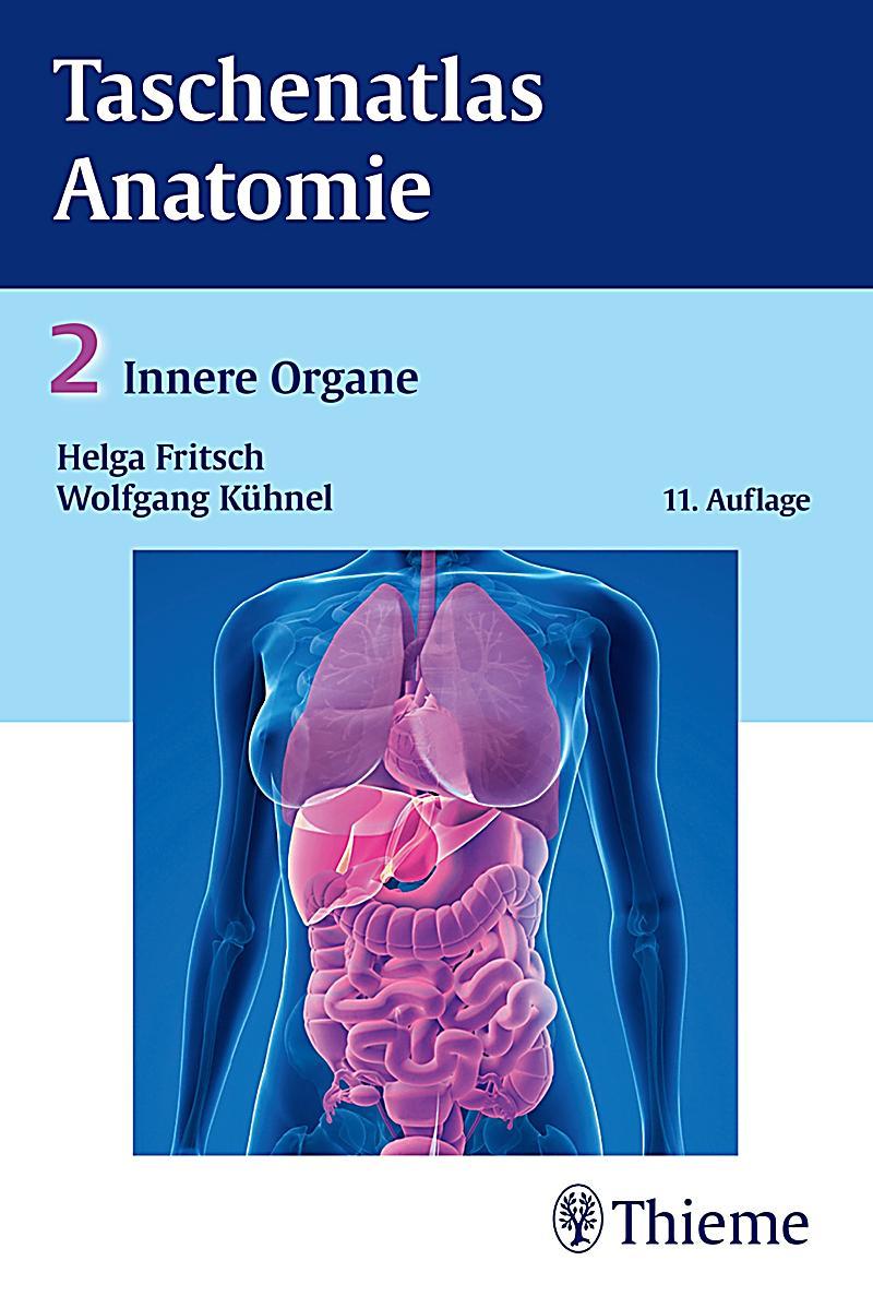 Taschenatlas der Anatomie: Bd.2 Innere Organe Buch portofrei