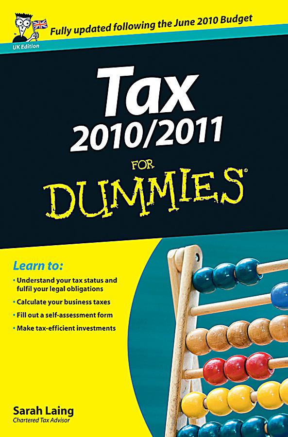 tax for australians for dummies pdf