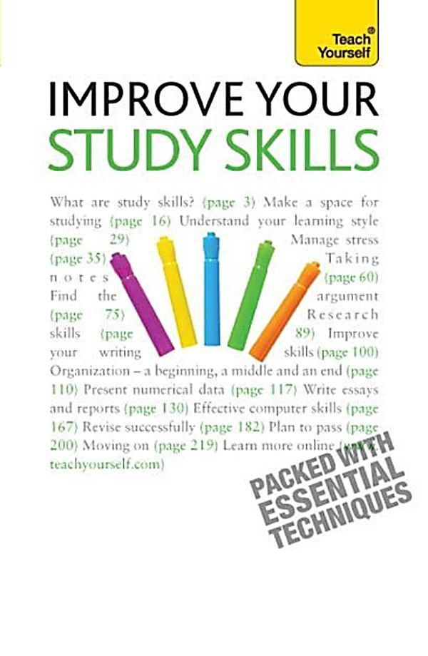 Teach Yourself Improve Your Study Skills Teach Yourself