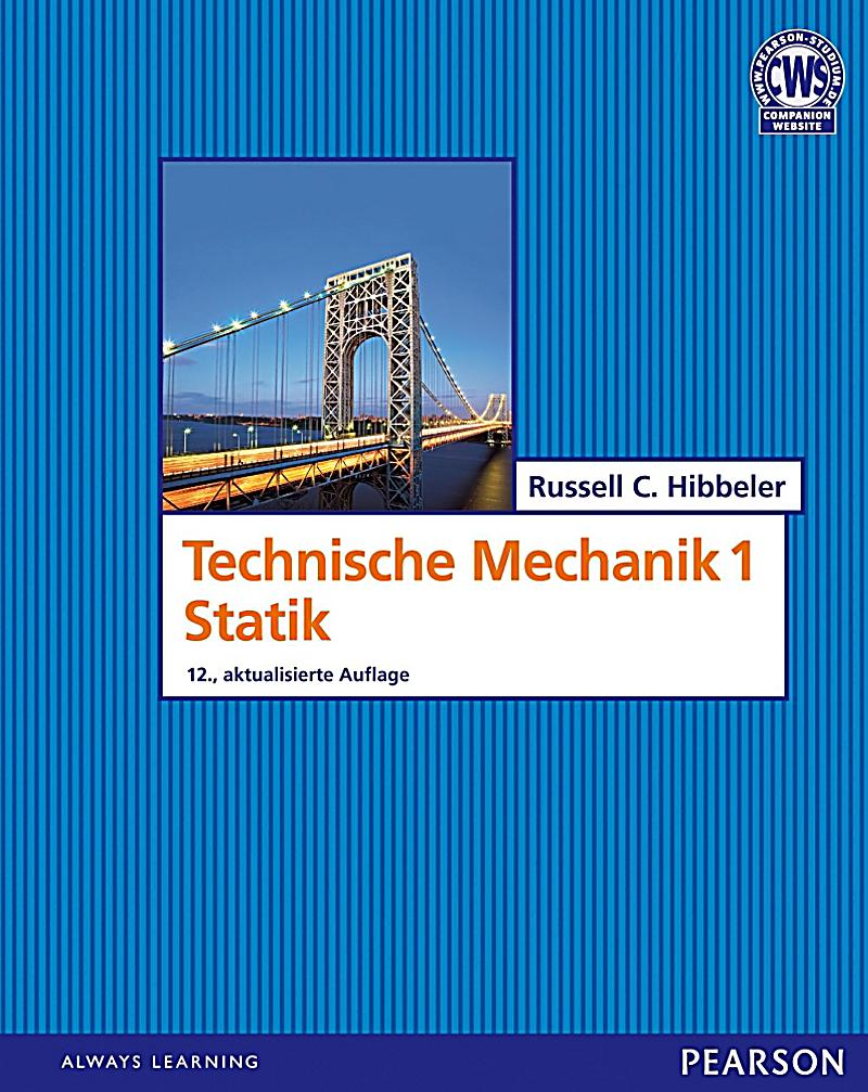 Technische mechanik bd 1 statik buch portofrei bei for Statik mechanik