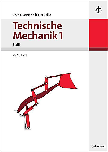 Technische mechanik bd 1 statik buch portofrei bei for Mechanik statik
