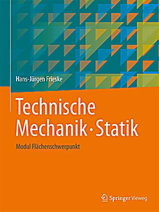 Technische mechanik statik buch portofrei bei for Mechanik statik