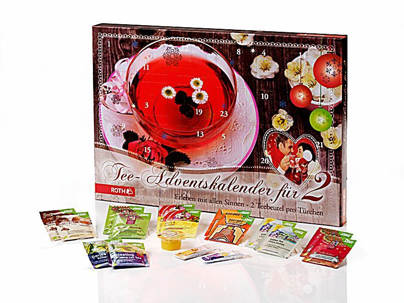 Tee Adventskalender Weltbild