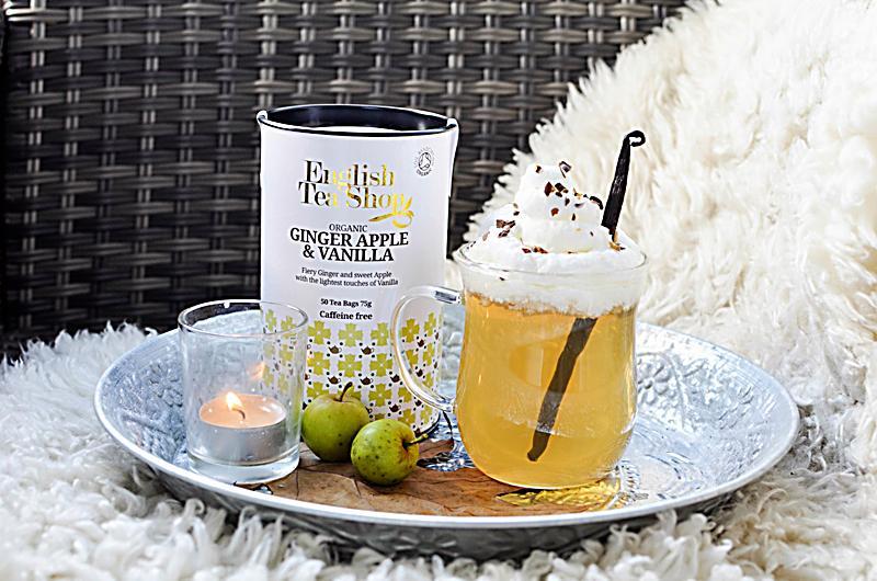 Teedose Ginger Apple Vanilla Inkl 50 Teebeutel