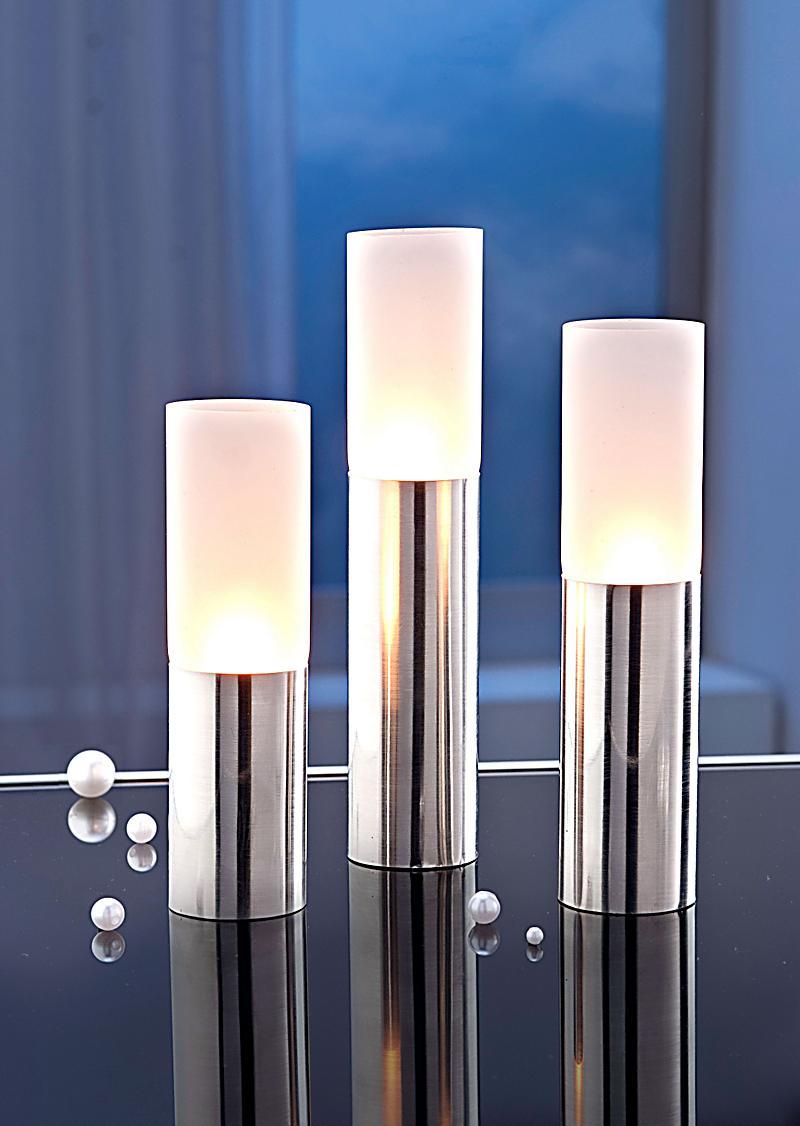 teelichthalter puro 3er set jetzt bei bestellen. Black Bedroom Furniture Sets. Home Design Ideas