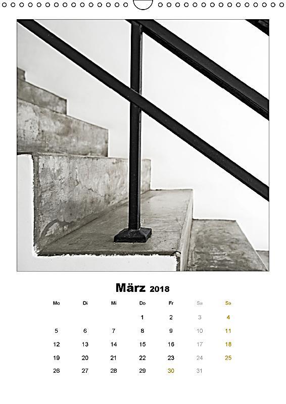 tel aviv moderne architektur im detail wandkalender 2018 din a3 hoch kalender bestellen. Black Bedroom Furniture Sets. Home Design Ideas