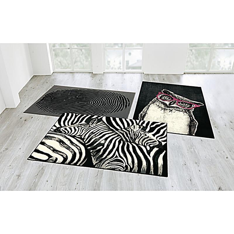 teppich fingerprint 140x200 jetzt bei bestellen. Black Bedroom Furniture Sets. Home Design Ideas