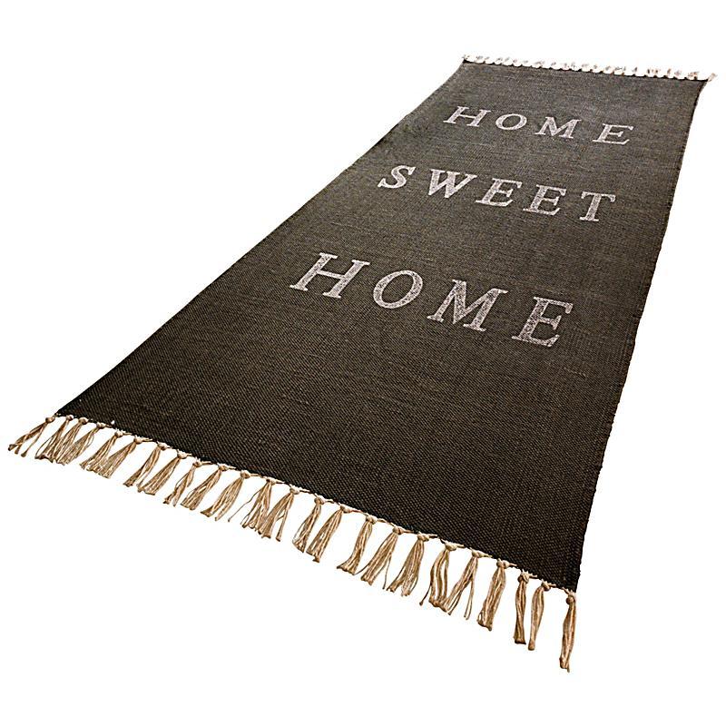 Teppich Home sweet Home jetzt bei Weltbildde bestellen