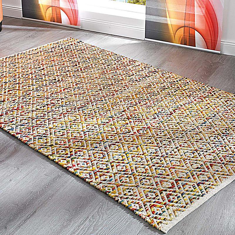 teppich rainbow 120x180 cm jetzt bei bestellen. Black Bedroom Furniture Sets. Home Design Ideas
