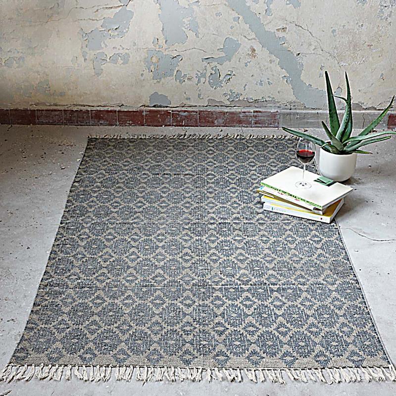 Teppich Rauten 120x180cm jetzt bei Weltbildch bestellen