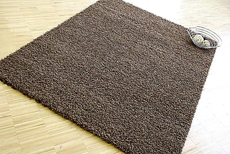 teppich shaggy schoko gr e 200x290 cm bestellen. Black Bedroom Furniture Sets. Home Design Ideas