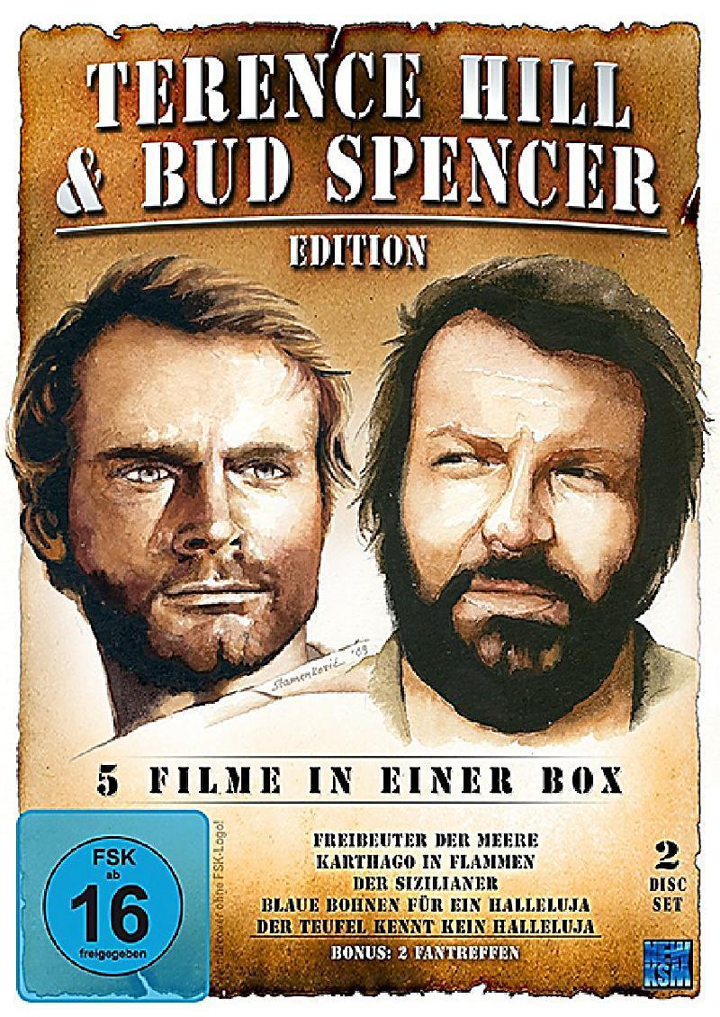 Der Sizilianer Bud Spencer