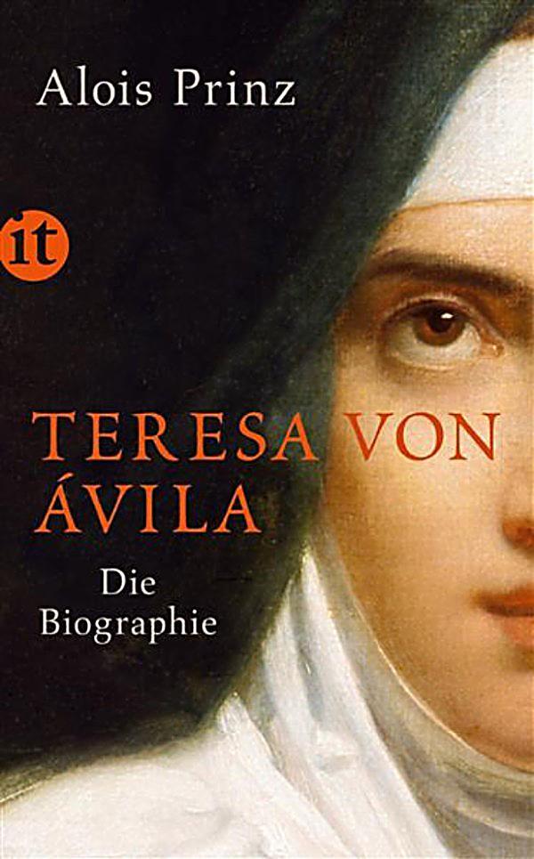 Teresa von vila ebook jetzt bei als download - Teresa von avila zitate ...