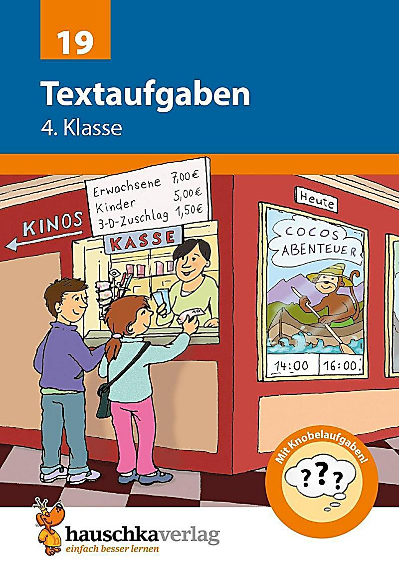 textaufgaben 4 klasse buch bei weltbildde online bestellen