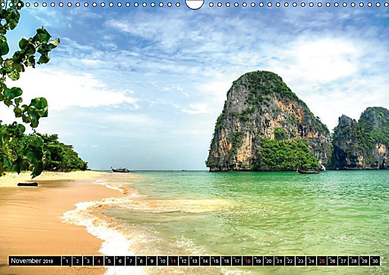 thailand sonne und strand wandkalender 2018 din a3 quer dieser erfolgreiche kalender wurde. Black Bedroom Furniture Sets. Home Design Ideas