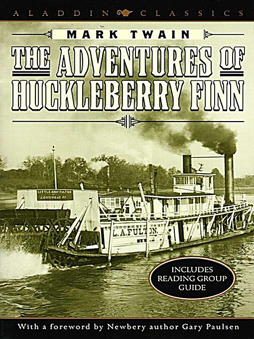 the river in the adventures of huckleberry finn ''the river is within us'' ts eliot's observation is likely to be cited more than once  as ''the adventures of huckleberry finn'' reaches its 100th.