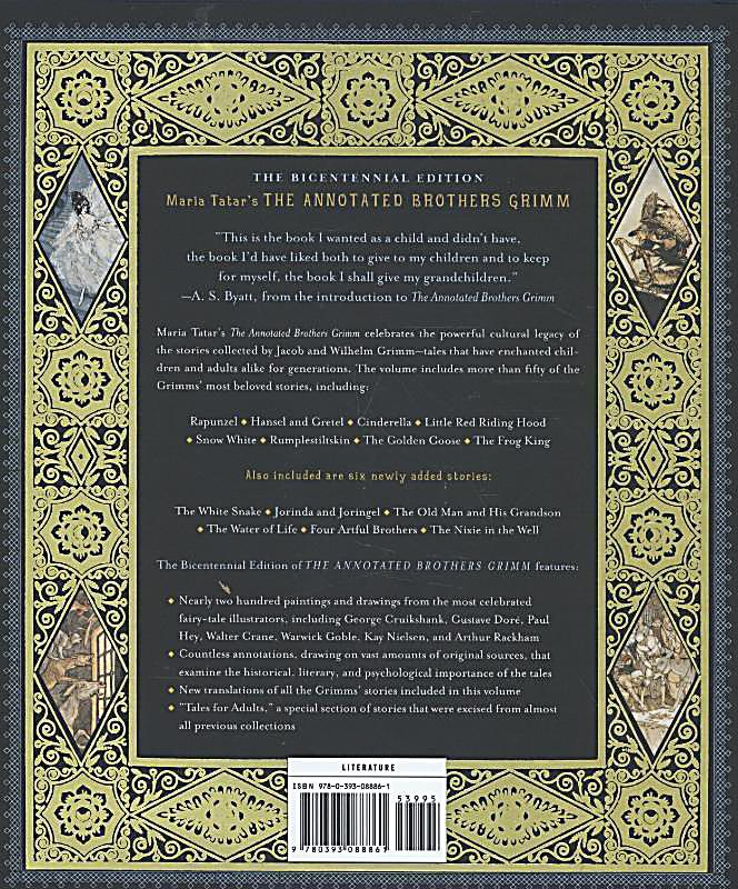 the brothers grimm essay The six swans fairy tale introduction the six swans is a fairy tale from germany it is tale number 49 in the brothers grimm collection 'grimm`s fairy tales.