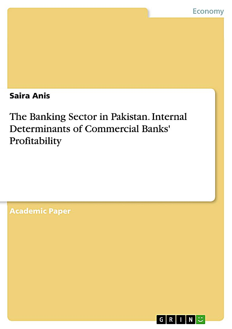 Essay on banking sector in pakistan