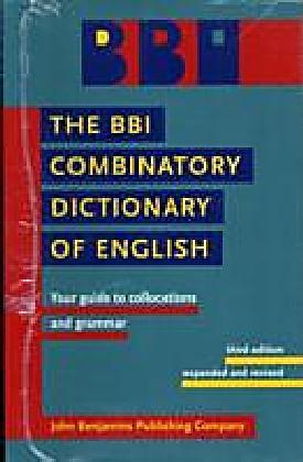 the bbi combinatory dictionary of english buch portofrei. Black Bedroom Furniture Sets. Home Design Ideas