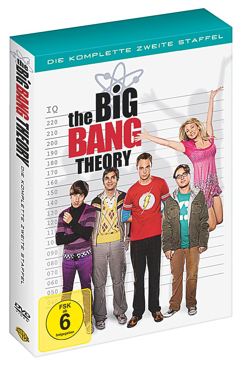 Big Bang Theory Dvd Staffel 9
