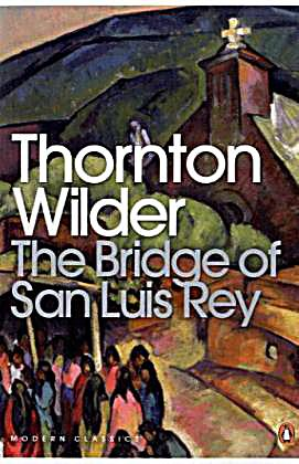 the bridge of san luis ray This, in brief, is the story of the bridge of san luis rey, an adaptation of  thornton wilder's pulitzer prize-winning novel by award-winning actor.