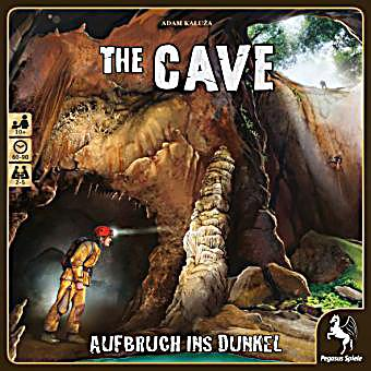 the cave spiel