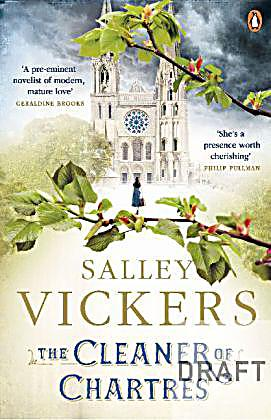 The Cleaner of Chartres by Salley Vickers (2013, CD, Unabridged)
