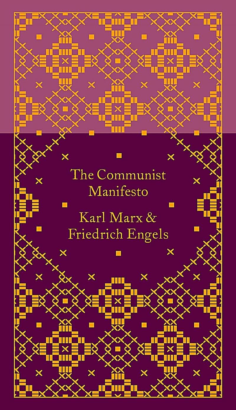 the communist manifesto by karl marx pdf