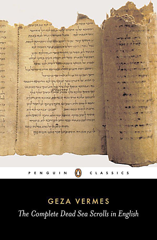 the complete dead sea scrolls in english pdf