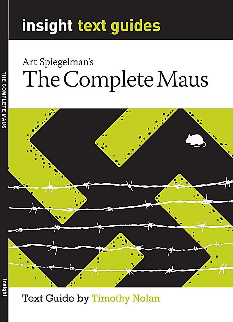 the complete maus essay Maus - maus and the holocaust title length color rating : review of maus: a survivor's tale by art spiegelman essay - review of maus: a survivor's tale by art spiegelman the holocaust was a terrible war that killed many jewish people valdek was extremely lucky and he was one of the very few jews who lived and made it through the war.